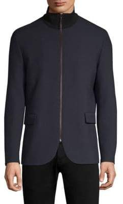 HUGO BOSS Janno Hybrid Collared Jacket