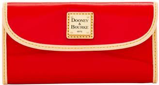 Dooney & Bourke Patent Continental Clutch