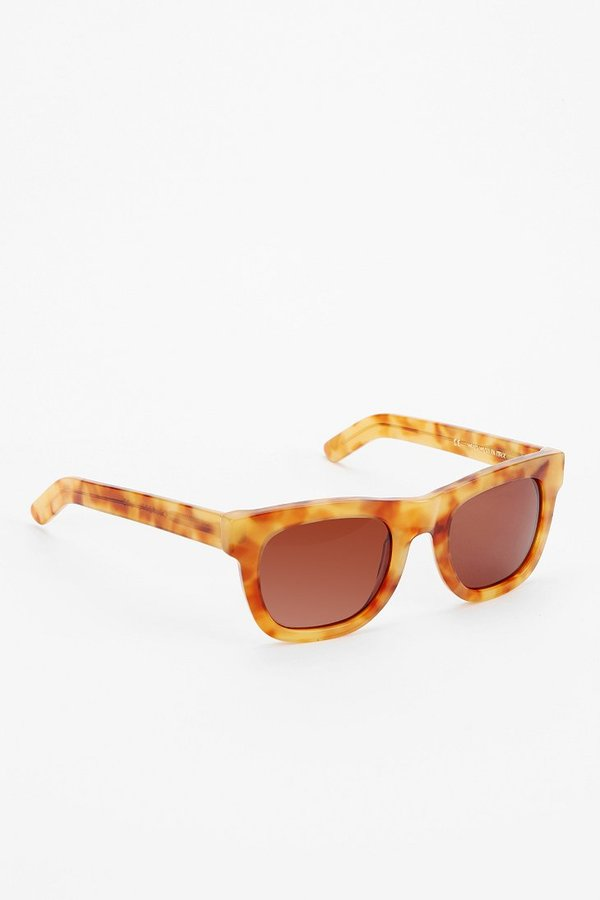 Super Ciccio Vintage Havana Sunglasses