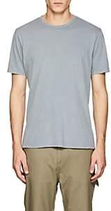 Barneys New York Men's Cotton Jersey T-Shirt - Lt. Green