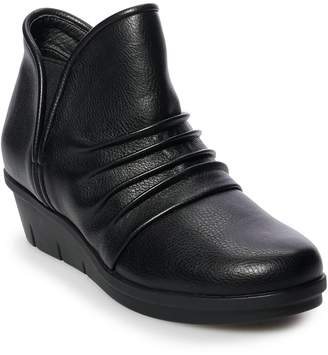 Croft & Barrow Holly Women's Ortholite Ankle Boots