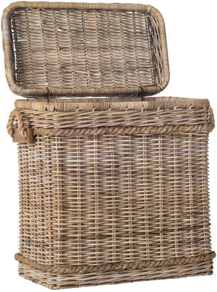 Safavieh Sidonie Wicker Storage Hamper