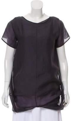Zero Maria Cornejo Sail Short Sleeve Tunic w/ Tags