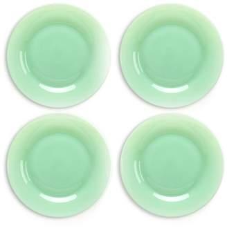 Mosser Glass Dinner plate set - Jadeite