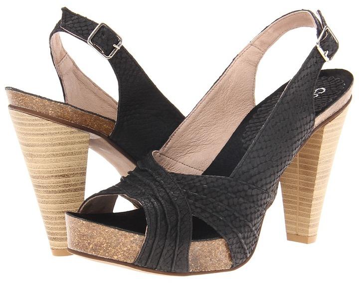 Cordani Ramone (Black) - Footwear