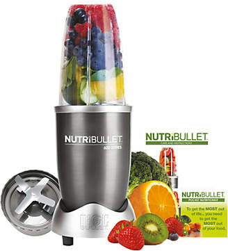 NutriBullet Nutribullet 600 Series Starter Kit, Grey