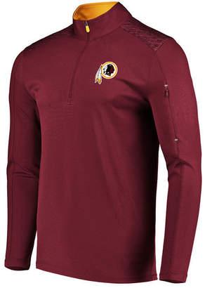 Redskins Vf Licensed Sports Group Men's Washington Ultra Streak Half-Zip Pullover