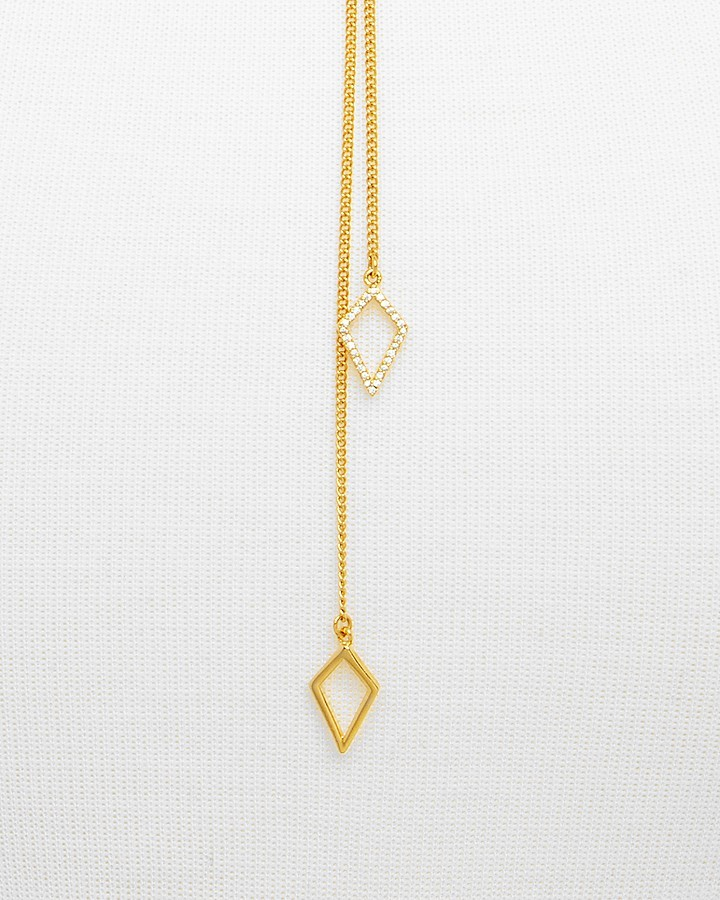 """BAUBLEBAR Facets Layered Necklace, 14"""" 2"""