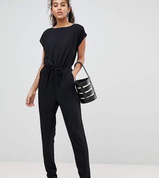 Y.a.s Tall Cinch Waist Jumpsuit