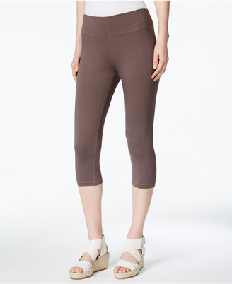 Eileen Fisher Cropped Leggings $118 thestylecure.com