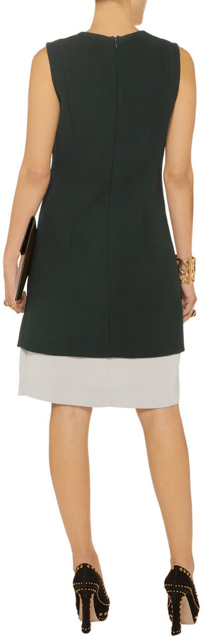 Marni Wool-crepe dress