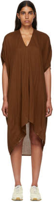 Visvim Brown Ruana Dress