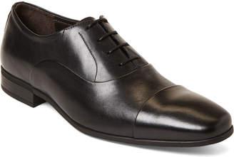 Bruno Magli Black Mario Leather Oxfords