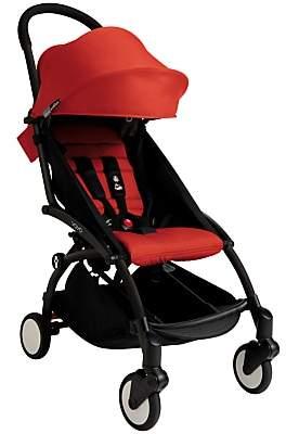 Babyzen BABYZEN YOYO+ Pushchair, Black/Red