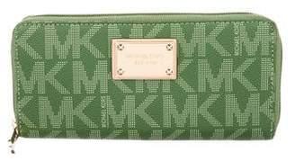 Michael Kors Michael Monogram Continental Wallet
