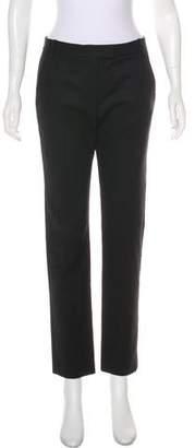Kaufman Franco KAUFMANFRANCO Mid-Rise Straight-Leg Pants