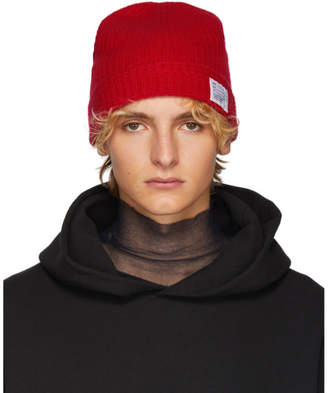 a9df1ee3908d4 Red Wool Hat Men Beanie - ShopStyle