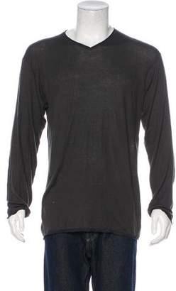 Armani Collezioni Cashmere-Blend Sweater