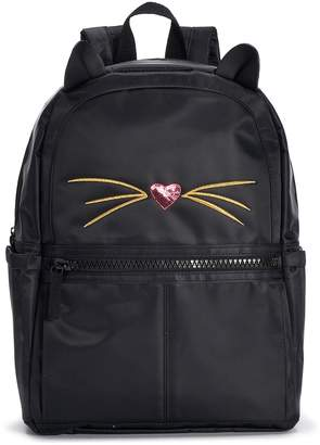 T-Shirt & Jeans T Shirt & Jeans Cat Large Dome Backpack
