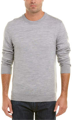 Qi Merino Wool Crewneck Sweater