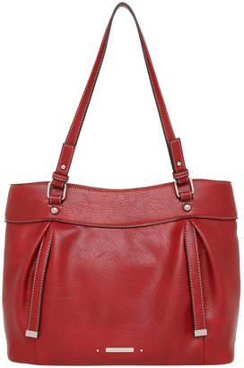 Basque Polly Zip Top Tote Bag BHK015