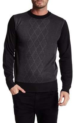 Yoki Diamond Pullover Sweater