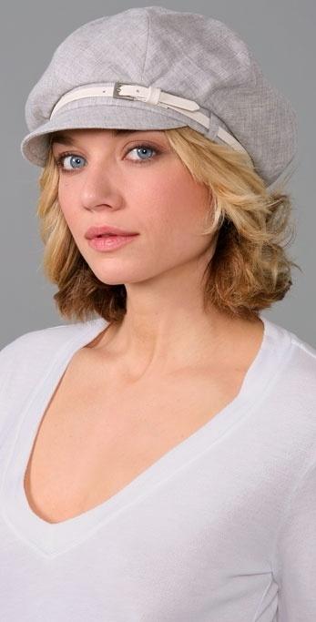 Eugenia Kim Samantha Newsboy Cap