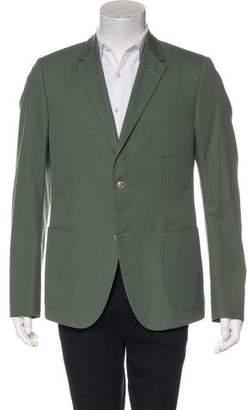 Gucci Silk-Lined Blazer