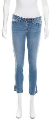 Genetic Los Angeles Shya Mid-Rise Jeans