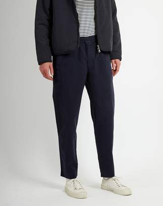 Folk Assembly Drawcord Pants Navy