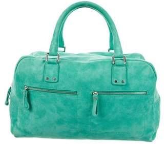 Studio Pollini Suede Handle Bag