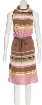 Missoni Sleeveless Wool Dress