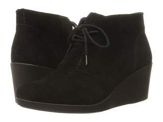 Crocs Leigh Suede Wedge Shootie