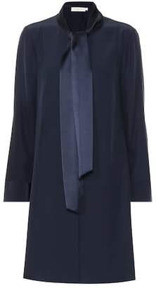 Tory Burch Sophia silk satin dress