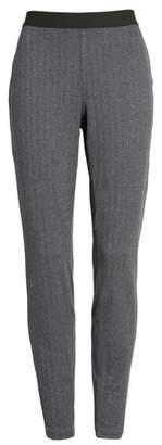Eileen Fisher Herringbone Leggings