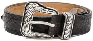 HTC Los Angeles western buckle belt