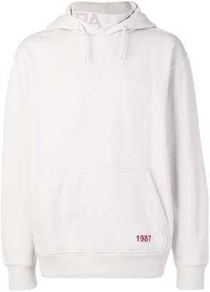 Napapijri 1987 print hoodie