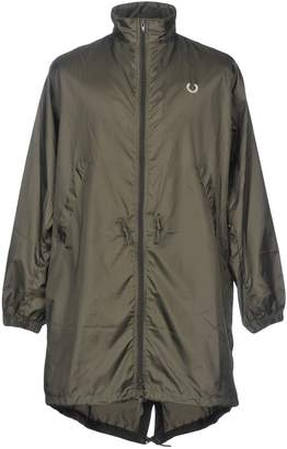 Fred Perry Overcoats