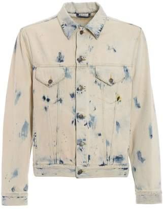 Gucci Wolf Print Jacket