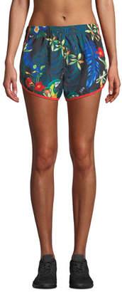 Nike Tempo Floral-Print Running Shorts