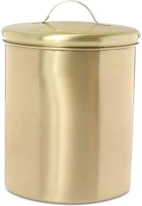 Thirstystone Medium Brushed Gold Canister