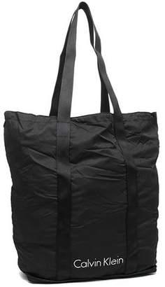 Calvin Klein (カルバン クライン) - AXES カルバンクライン トートバッグ エコバッグ アウトレット レディース CALVIN KLEIN 36090005 001 ブラック