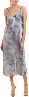 Vince Silk Slip Dress