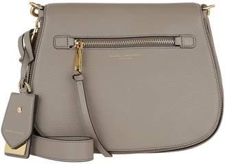 Marc Jacobs Recruit Saddle Bag Leather Mink