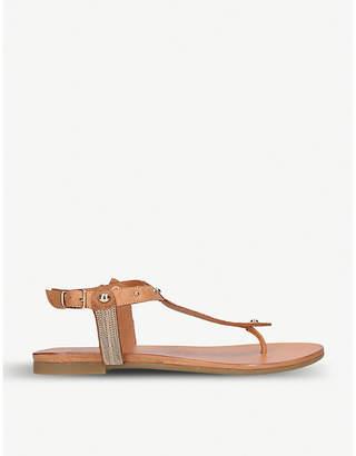 Carvela Koncert leather sandals