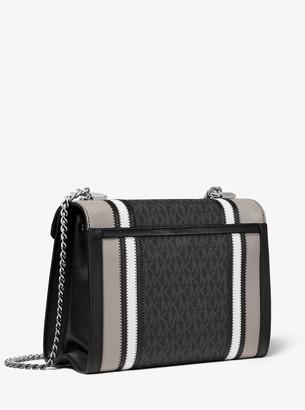 b22f8066f4c5 MICHAEL Michael Kors Whitney Large Logo Convertible Shoulder Bag