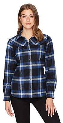 Pendleton Women's Christina Ultrafine Merino Plaid Shirt
