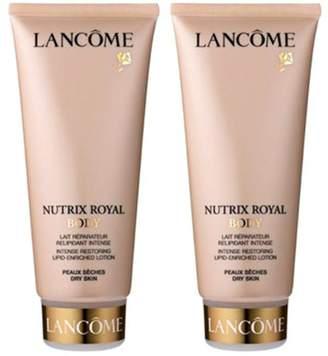 Lancôme Nutrix Body Lotion Duo