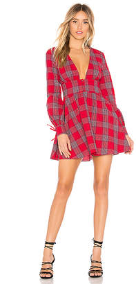 Majorelle Verona Mini Dress