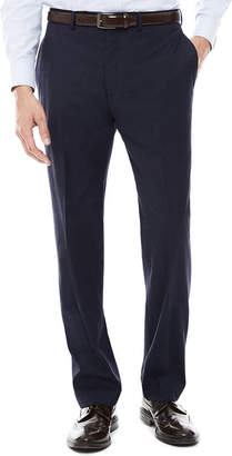 Claiborne Neat Stretch Suit Pants - Classic Fit